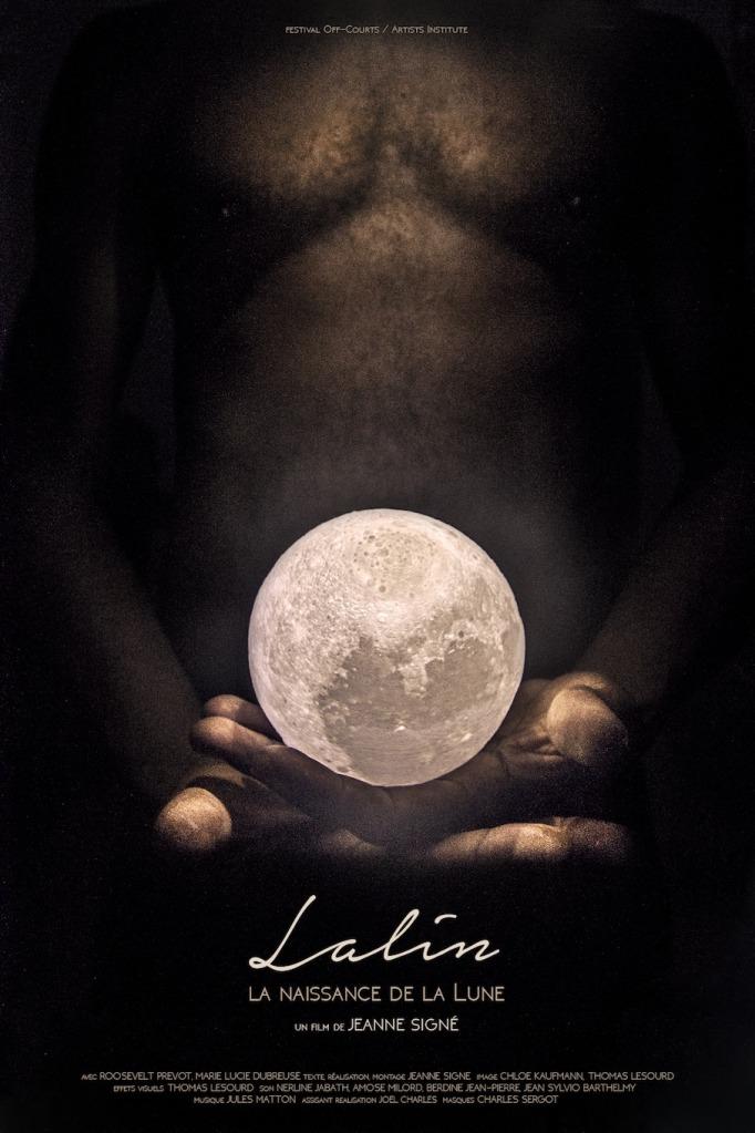 Affiche de Lalin de Jeanne Signé